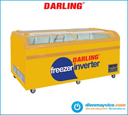 Tủ đông mặt kính Darling Inverter DMF-10079ASKI