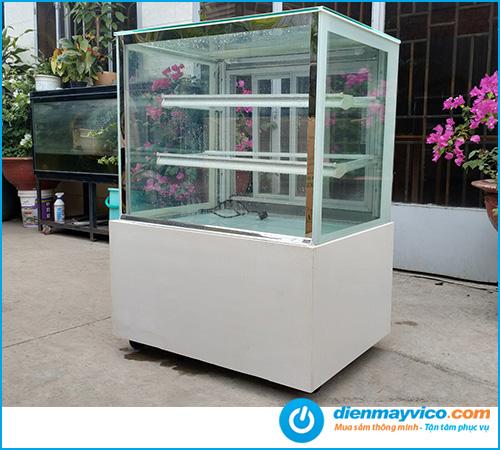 Thanh lý tủ bánh kem Snow Village 0.9m