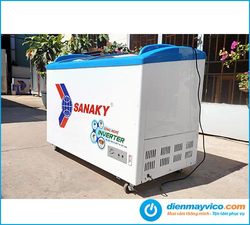 Thanh lý tủ đông Sanaky VH-4899K3 324 lít