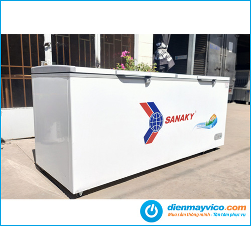 Thanh lý tủ đông Sanaky VH-8699HY 761 lít