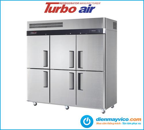 Tủ đông 6 cánh Turbo Air KF65-6