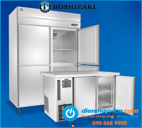 Tủ mát 4 cánh Hoshizaki HRW-127LS4