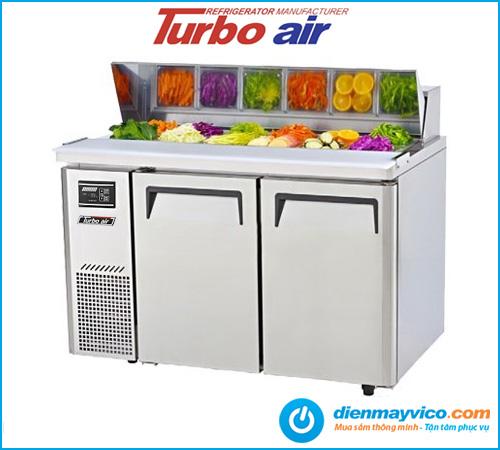 Bàn mát salad Turbo Air KHR12-2 1m2
