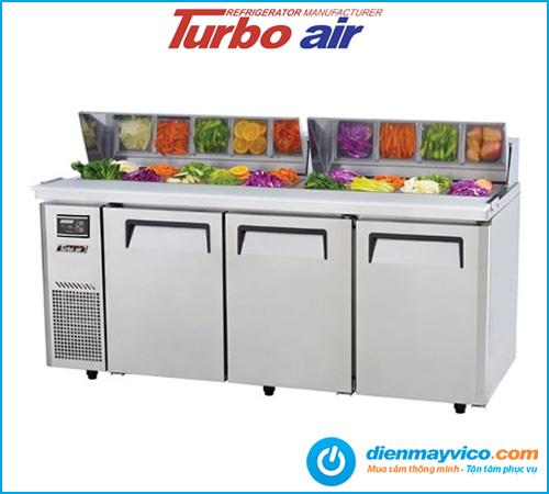 Bàn mát salad Turbo Air KHR18-3 1m8