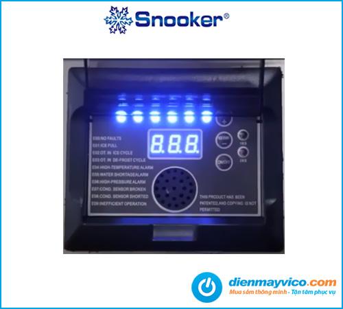 Máy làm đá viên Snooker SK-51A 51kg/ngày