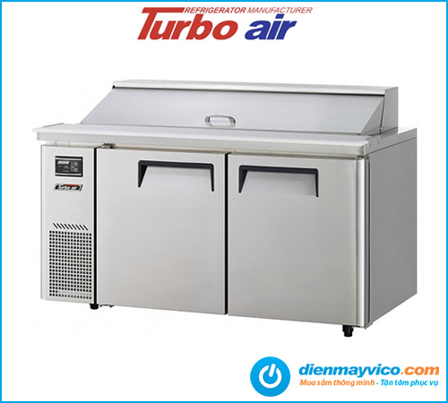 Bàn mát salad Turbo Air KHR15-2 1m5