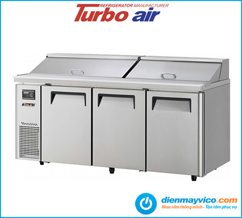 Bàn mát salad Turbo Air KHR18-3 1m8