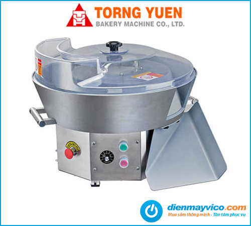 Máy vo viên tròn bột Torng Yuen R100