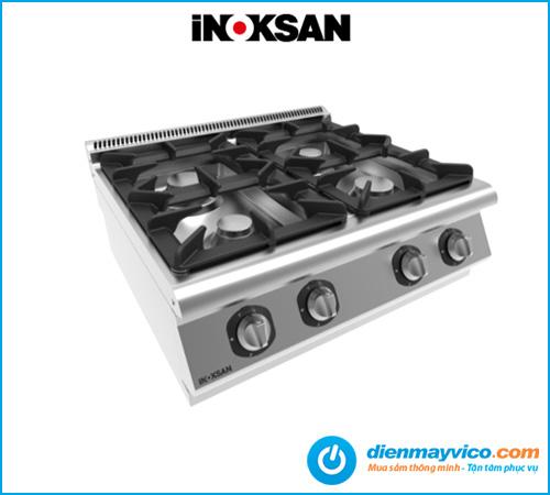 Bếp âu 4 họng Inoksan INO-7KG 20S