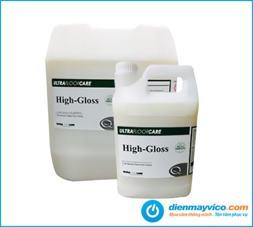 Chất phủ bóng sàn cứng, sàn bê tông HIGH GLOSS   Sản xuất Hàn Quốc