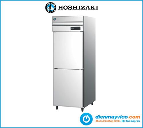 Tủ đông inox Hoshizaki HF-76MA-S làm lạnh từ công nghệ Nhật Bản.