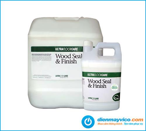 Sáp đánh bóng phủ sàn gỗ WOOD SEAL & FINISH