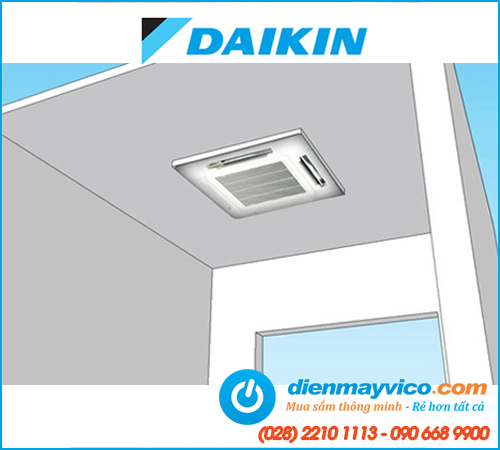Máy lạnh âm trần Daikin FCNQ13MV1 1.5 Hp