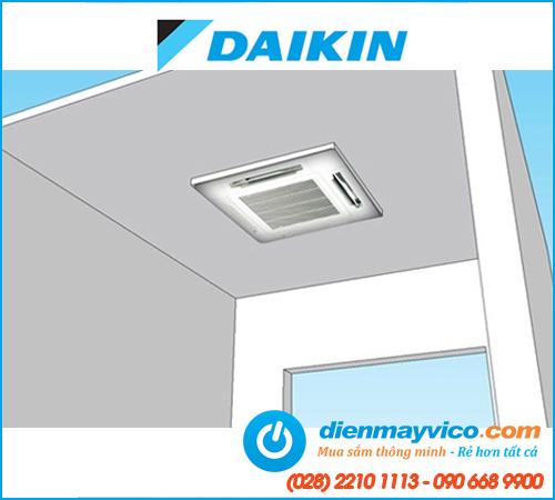 Máy lạnh âm trần Daikin FCNQ21MV1 2.5 Hp
