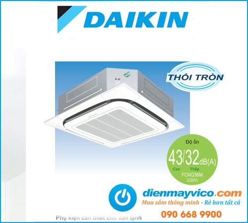 Máy lạnh âm trần Daikin FCNQ30MV1 3.5 Hp