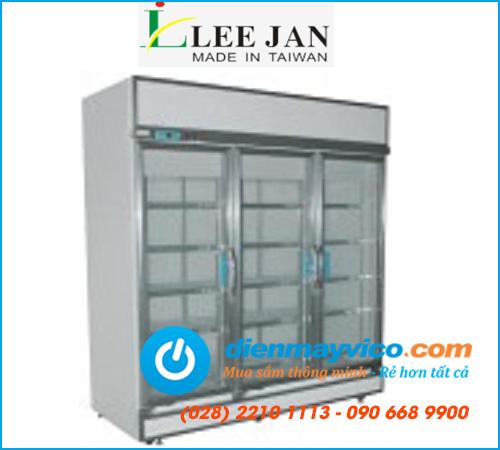 Tủ mát 3 cánh kính Leejan LJ- S009