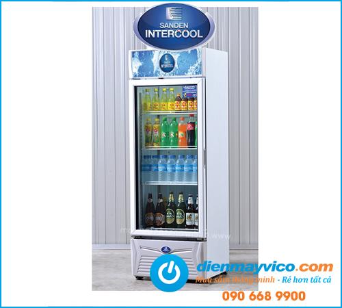 Tủ mát Sanden Intercool SPA-0253 270 Lít