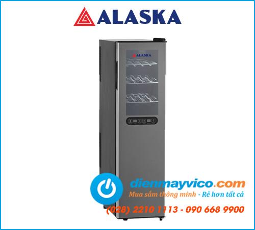 Tủ mát ướp rượu Alaska JC-18D