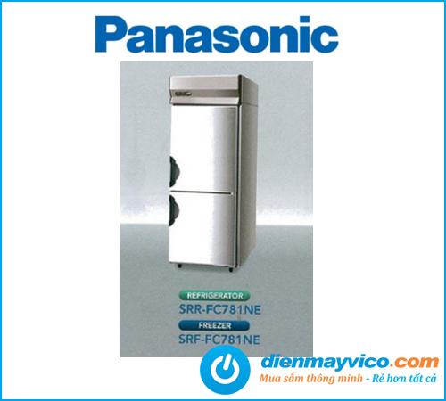 Tủ mát 2 cánh Panasonic SRR-781FC(E) 610 Lít