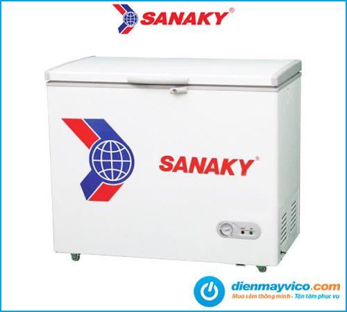 Tủ đông Sanaky VH-2599HY 208 Lít