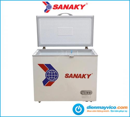 Tủ đông Sanaky VH-255HY2 208 Lít