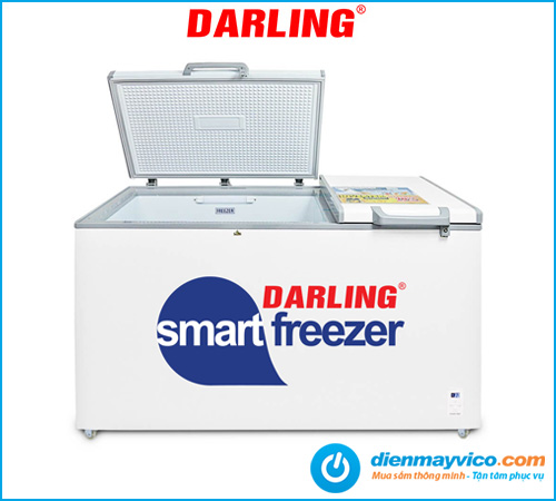 Tủ đông mát Darling DMF-7699WS-2
