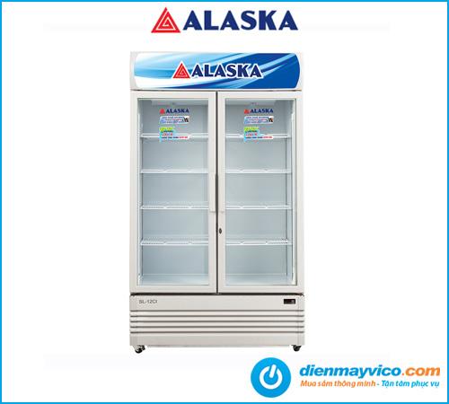 Tủ mát Alaska SL-12CI Inverter 960L