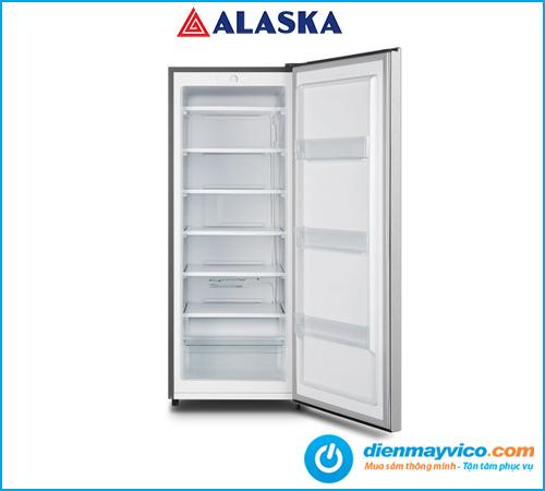 Tủ đông đứng Alaska IF-23 230 lít