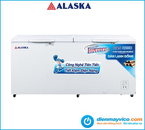 Tủ đông nắp dỡ Alaska Inverter HB-1200CI 1015 lít