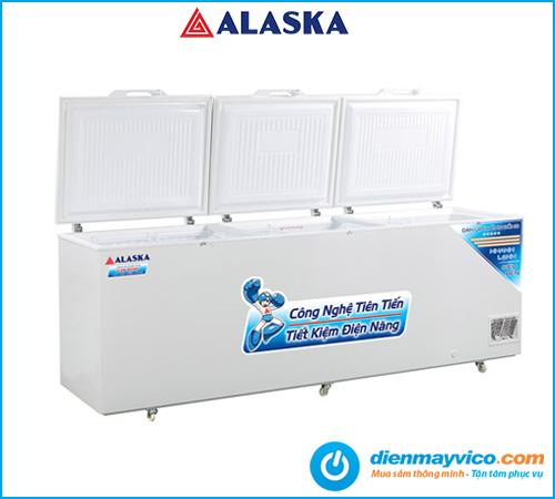 Tủ đông nắp dỡ Alaska Inverter HB-1500CI 1288 lít