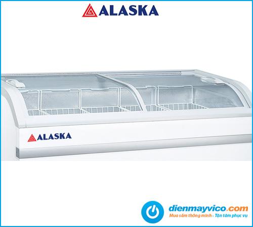 Tủ đông trưng bày Alaska KC-395 395 lít