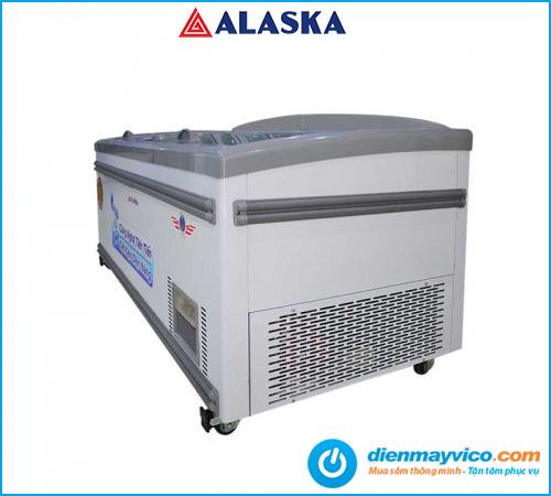 Tủ đông trưng bày mặt kính Alaka KN-450 450 lít