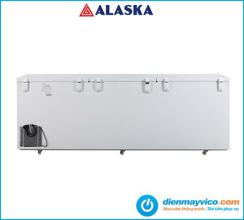 Tủ đông nắp dỡ Alaska Inverter HB-1100CI 742 lít