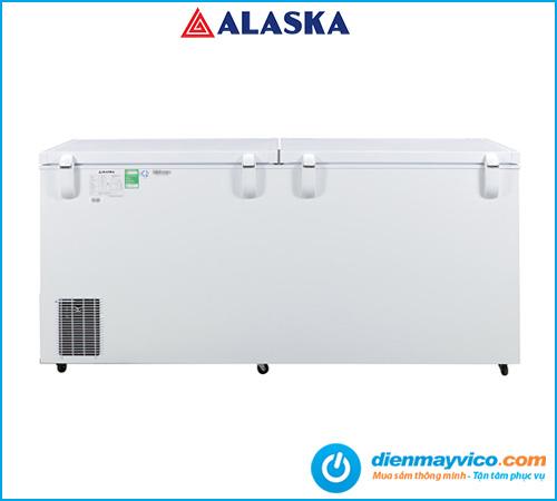 Tủ đông nắp dỡ Alaska Inverter HB-650CI 518 lít