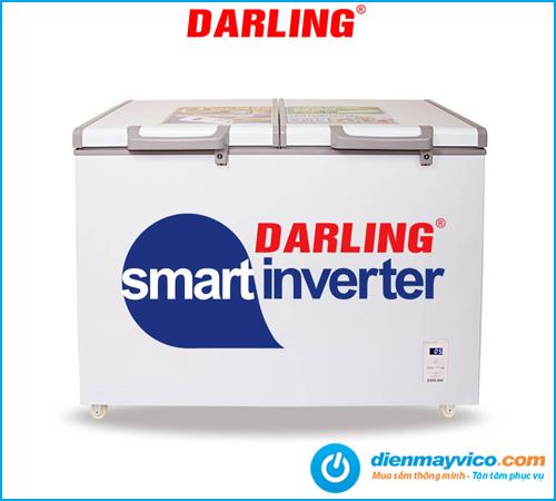 Tủ đông mát Darling Inverter DMF-3699WSI-2