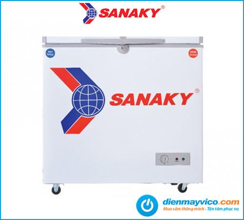 Tủ đông Sanaky VH-225HY2 175 Lít