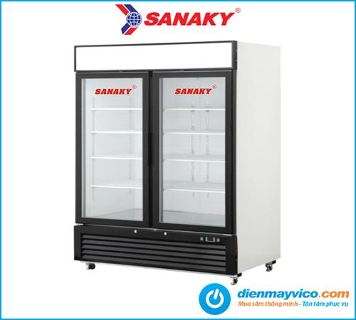 Tủ đông đứng Sanaky VH-1368K 1320 Lít