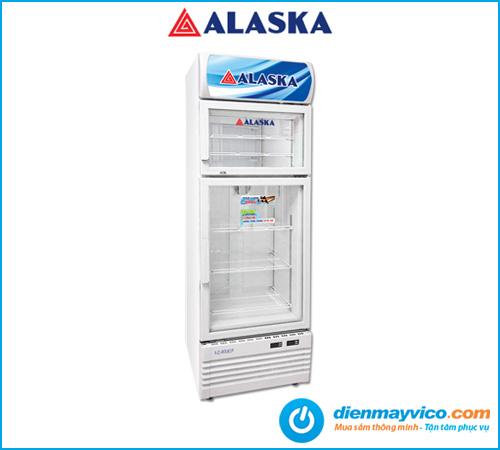 Tủ đông mát Alaska LC-833CF 425L