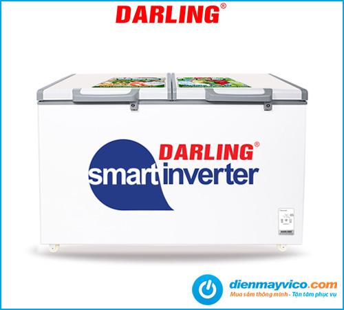 Tủ đông mát Darling Inverter DMF-3699WSI-4