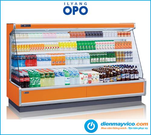 Tủ mát trưng bày thực phẩm OPO SMDR