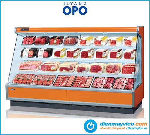 Tủ mát trưng bày thực phẩm OPO SMMR