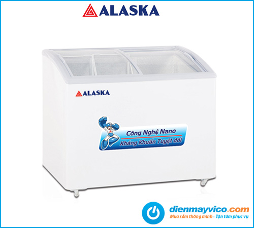 Tủ đông kem Alaska KC-210 210 lít