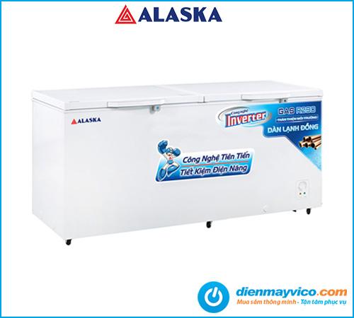 Tủ đông nắp dỡ Inverter HB-890CI 588 lít | Chế độ bảo hành 2 năm.