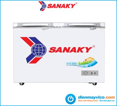 Tủ đông kính cường lực Sanaky VH-4099A2K 320 lít