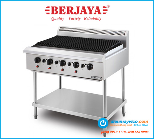 Bếp nướng gang nhân tạo Berjaya CB5BFS-17 (dùng gas)