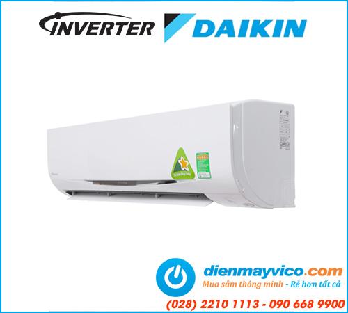 Máy lạnh treo tường Daikin Inverter FTKC50QVMV 2.0 Hp