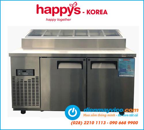 Bàn mát Topping Happys HWA-1200TP (1m2)