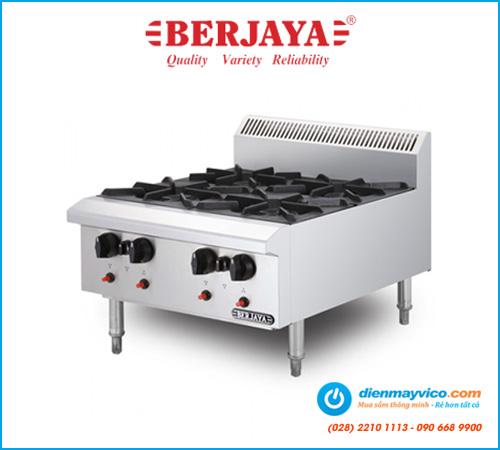 Bếp Âu 4 họng Berjaya OB4-17