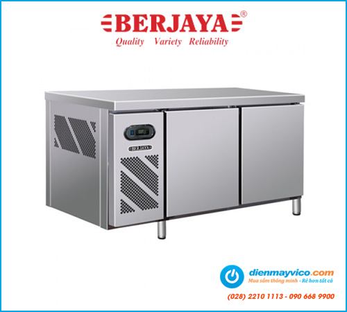 Bàn mát 2 cánh Berjaya BS2DC6/Z (1m8)