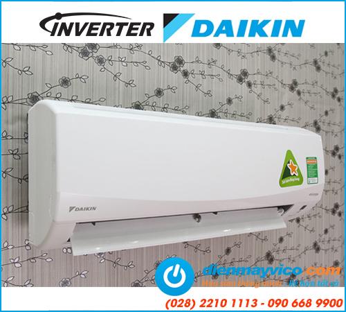 Máy lạnh treo tường Daikin Inverter FTKV50NVMV 2.0 Hp